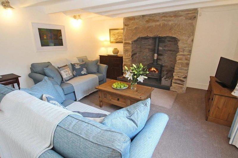 Sunray Cottage, alquiler vacacional en Portreath