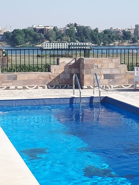 Nile panorama One bedroom apartment 1, holiday rental in Luxor