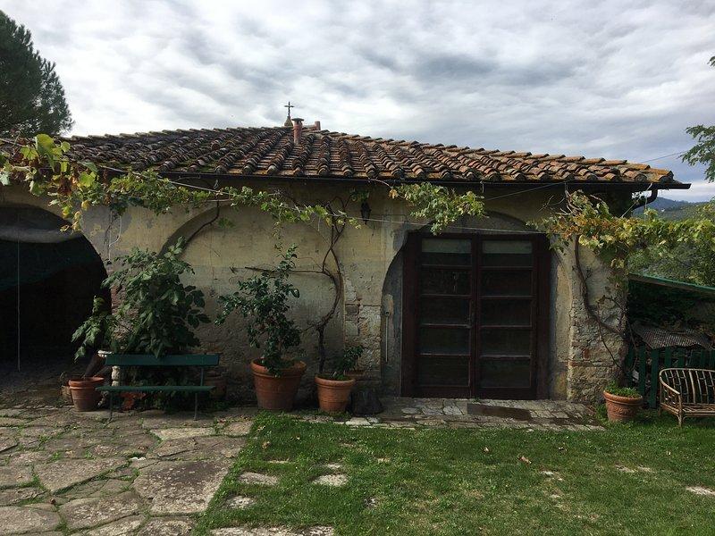 Farmhouse Via Nuova Delle Molina, holiday rental in Pratolino