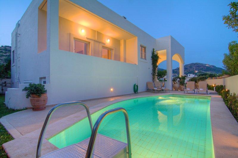 Villa Artemi, holiday rental in Mirthios