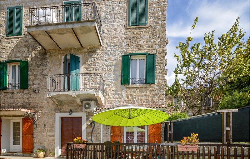 Nice home in Zonza with 1 Bedrooms (FKO192), vacation rental in Serra-di-Scopamene