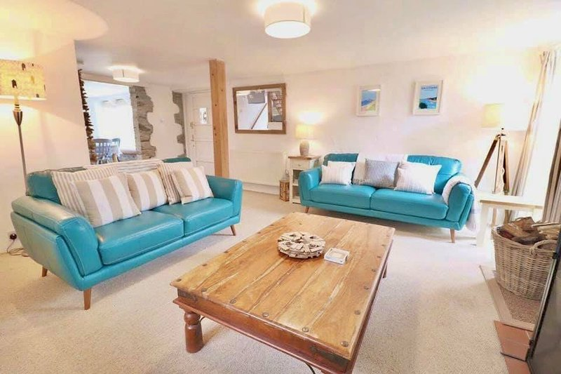 Captains Cottage, Cornwall, casa vacanza a St Martin