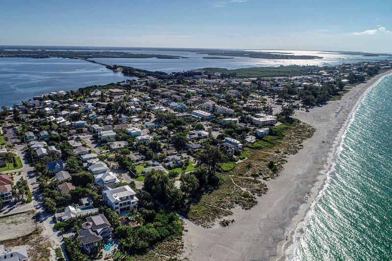 The Anna Maria Island Beach Retreat, holiday rental in Holmes Beach