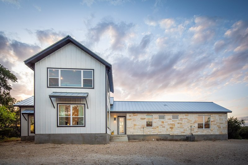Building, Cottage, hus, utomhus, natur