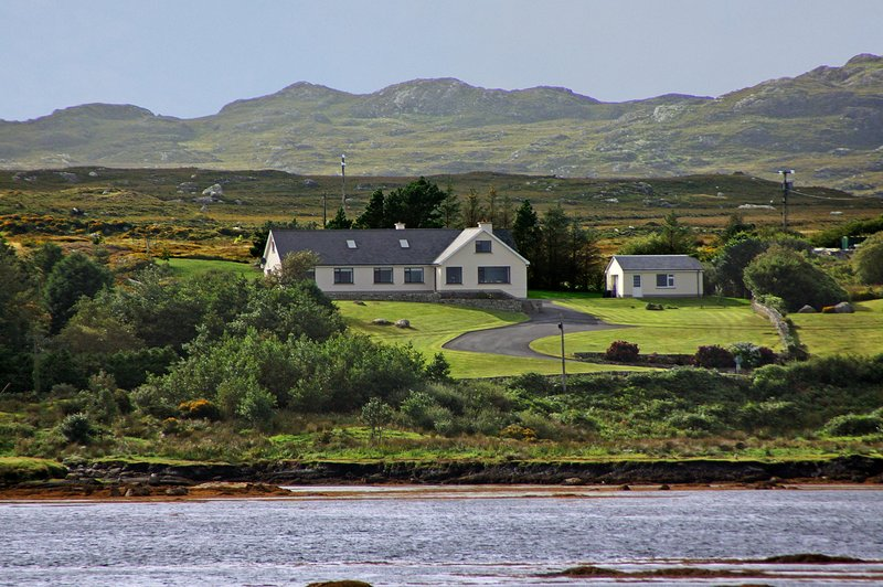 503-Roundstone, holiday rental in Roundstone