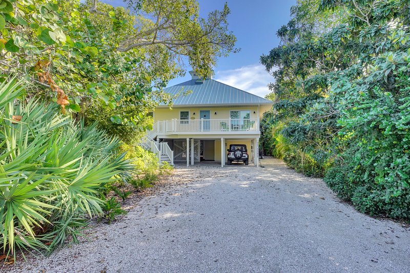 Faodail ('A lucky find!'), holiday rental in Sanibel Island