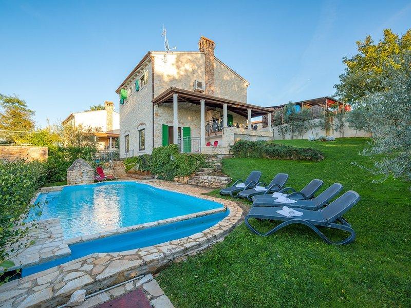 Villa Mari I Istra, holiday rental in Baldasi