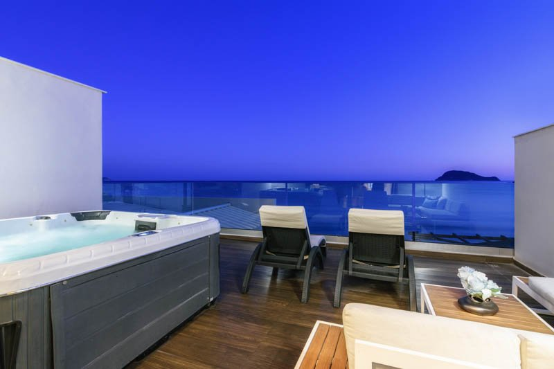 Deluxe Apartment with Sea View, holiday rental in Laganas