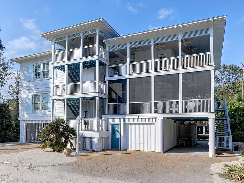 Beach House Up and Down, vacation rental in Tybee Island