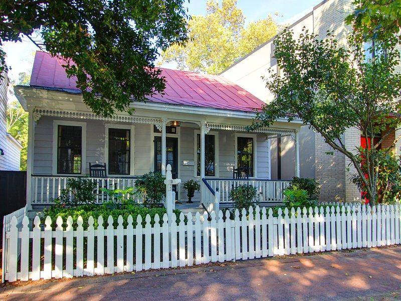 Waldburg Cottage, casa vacanza a Pooler