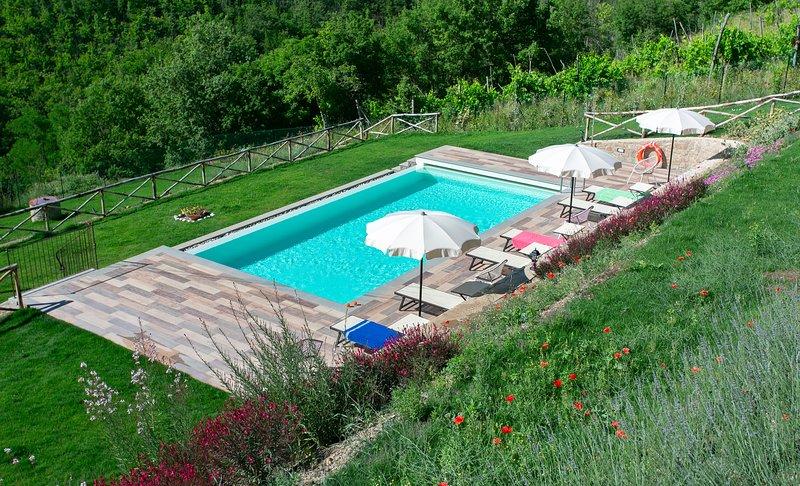 Agriturismo Tre Case, location de vacances à Castiglion Fiorentino