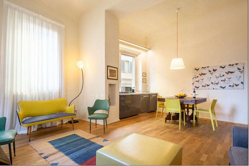 Uffizi Suite B, alquiler de vacaciones en Florencia