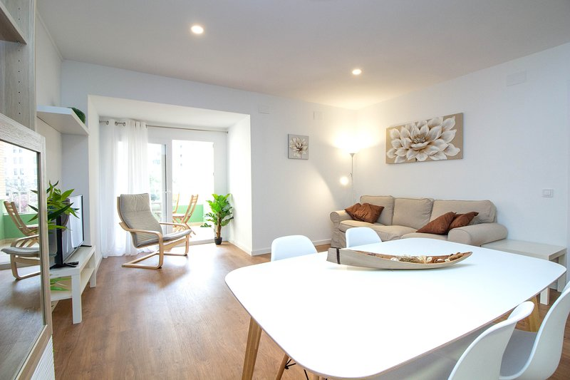Beluga apartment close to the City of the Arts and the Sciences, holiday rental in Rugat