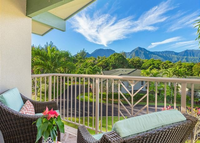 Welcome to Villas Of Kamalii #27, Princeville