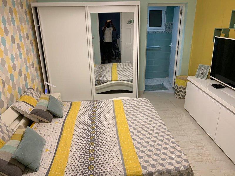 Maison tendance idéale pour vos vacances en famille, vacation rental in La Petite Cote