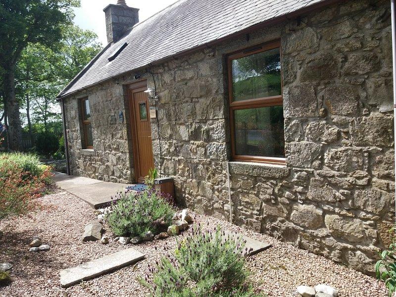 Buttermere Cottage near Banff, Aberdeenshire, holiday rental in Cornhill