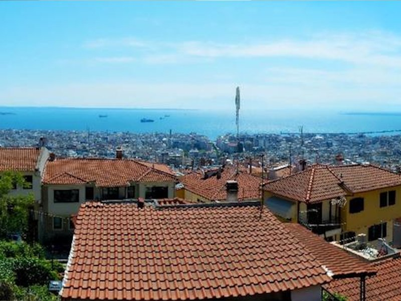 Your Best Thessaloniki Experience, holiday rental in Neapoli