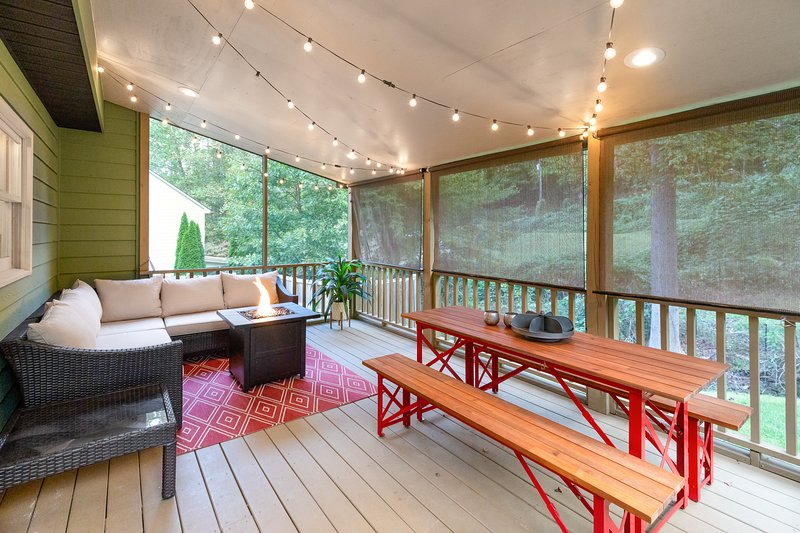 Family Friendly Mountain Home W Firepit Ping Pong Table Dogs Ok Updated 2021 Tripadvisor Dillsboro Vacation Rental