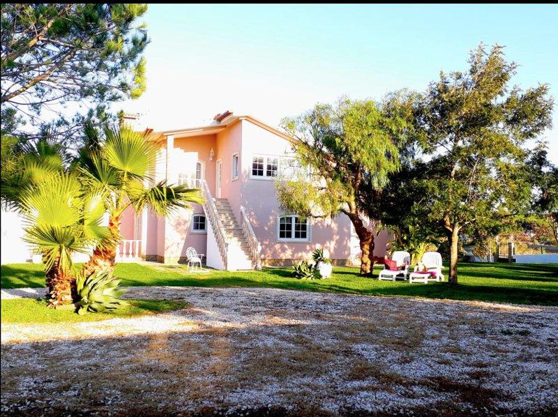 Villa Flor Sintra, holiday rental in Magoito