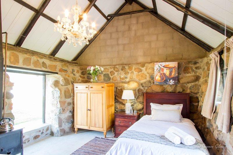 Bull Stables Room 9, alquiler de vacaciones en Swartberg