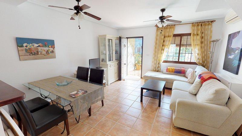 Casa Rozalejo - A Murcia Holiday Rentals Property, alquiler de vacaciones en San Cayetano