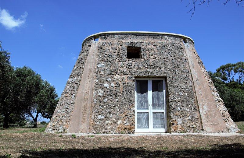 TRULLO - LAMIA in SALENTO, vacation rental in Montesano Salentino