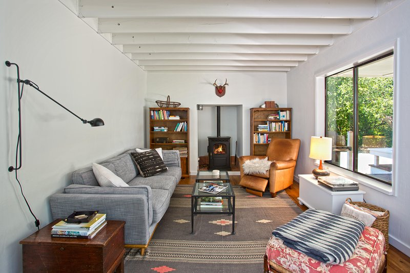 Sala de estar, interior, sala, sofá, muebles