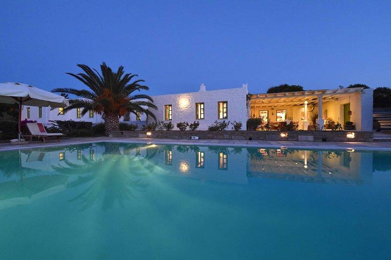 Villa Fortuna · Villa Fortuna - Unique pool villa, holiday rental in Naoussa