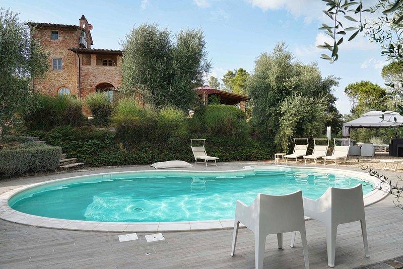 Villa Pisana, holiday rental in Montechiari