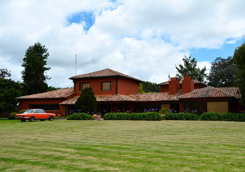 Resort Style Hacienda San Carlos, location de vacances à Guatavita