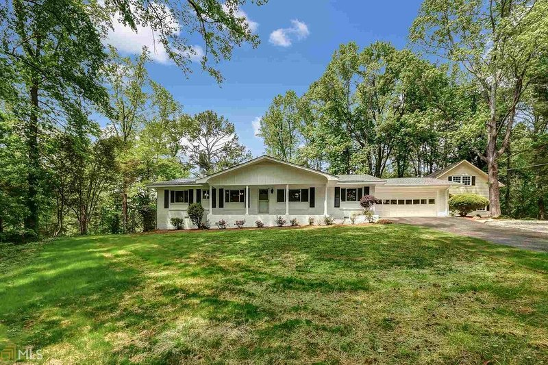 Blissful Nature/House, holiday rental in Marietta