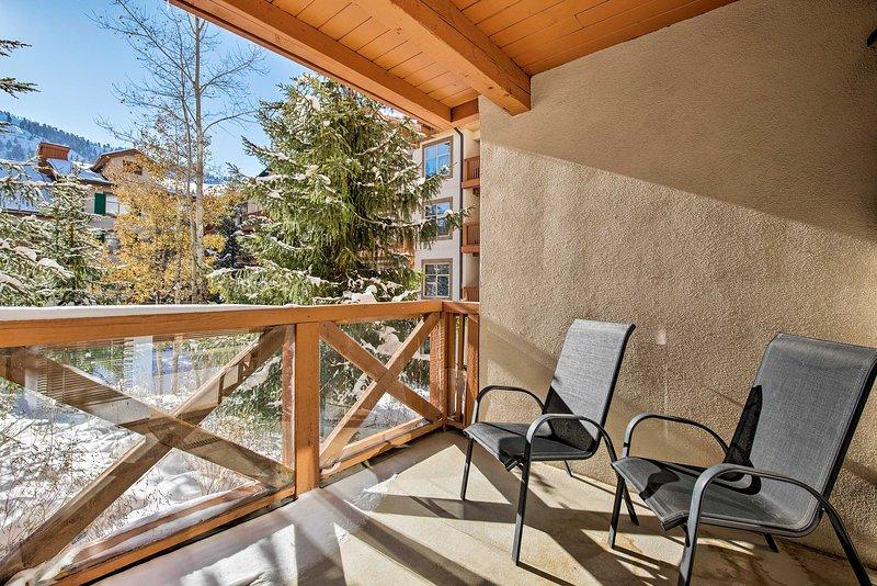 NEW! Condo on Solitude Mtn Base; Adventure Awaits!, holiday rental in Solitude
