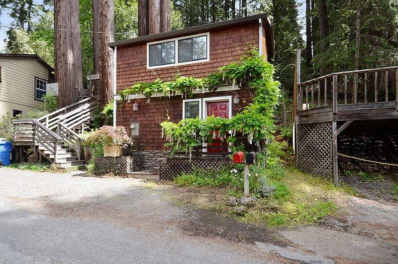 Fairy Circle Cottage, Guerneville Alquiler de vacaciones