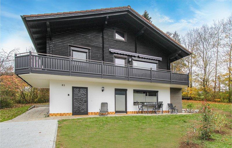 Nice apartment in Arrach with WiFi and 2 Bedrooms (DBA264), holiday rental in Neukirchen beim Heiligen Blut