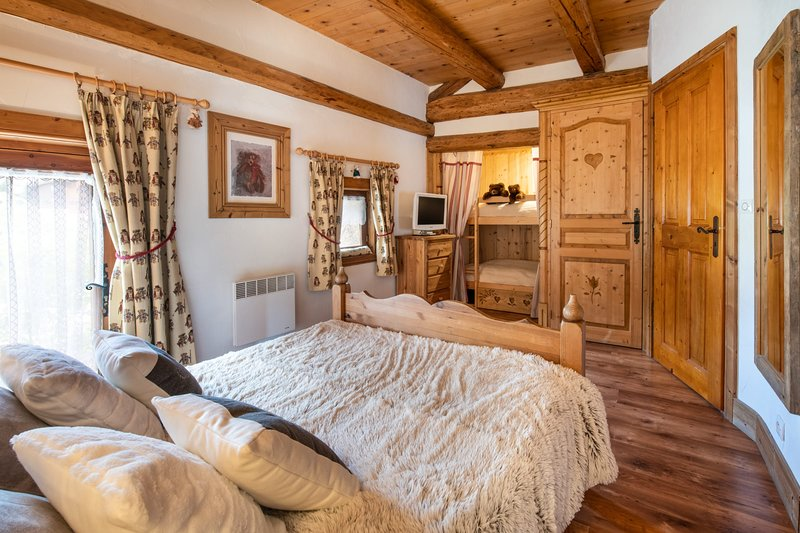 CHALET LES CLARINES. SKI IN SKI OUT, holiday rental in La Cote-d'Aime