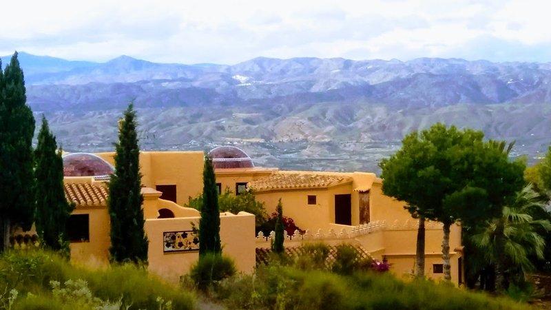 Casa Las Cordilleras / VTAR/AL/00377, holiday rental in Turre