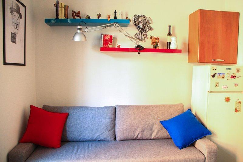 Appartamento accogliente a 7 minuti da Bologna, holiday rental in Anzola dell'Emilia