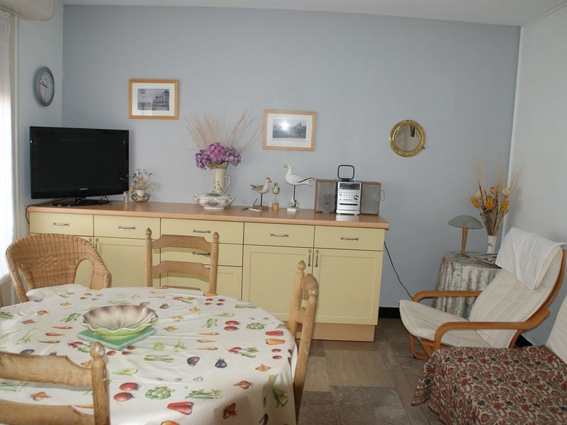 Beautiful apartment near the beach, alquiler de vacaciones en Wimereux