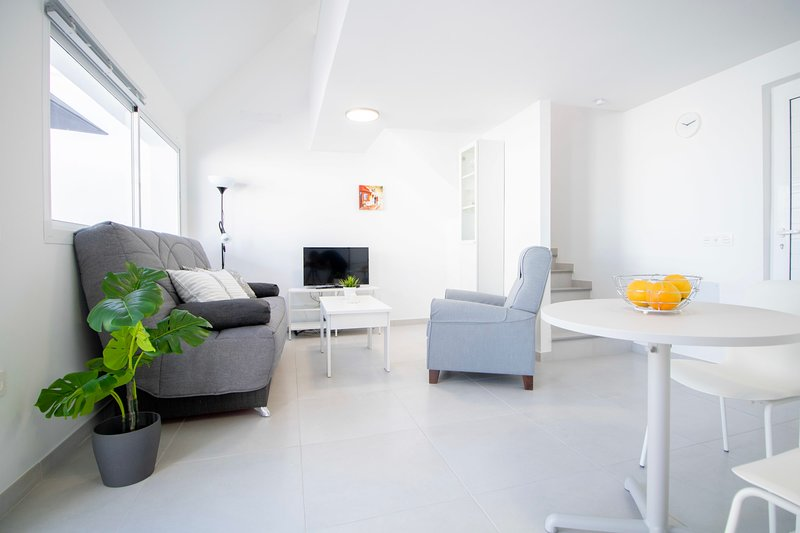 Renovated Apartment with terrace next to Anfi, location de vacances à Cornisa del Suroeste