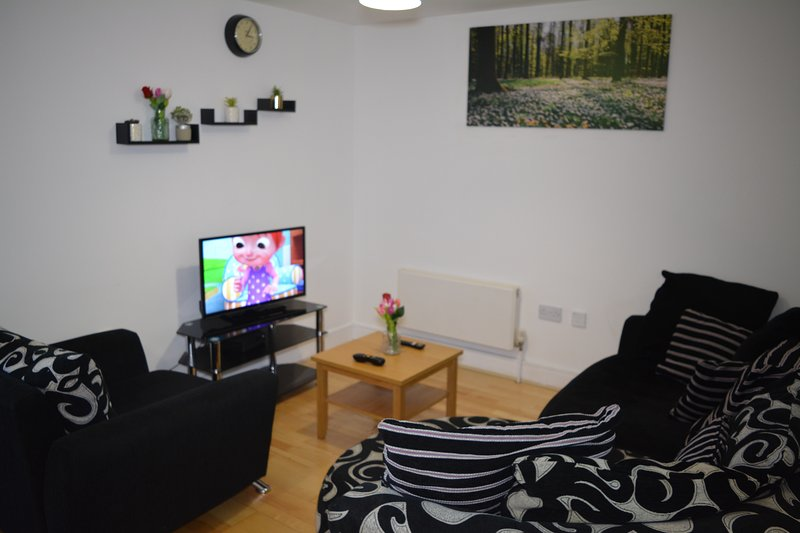 Executive Apartment Cardiff Central, holiday rental in Cardiff