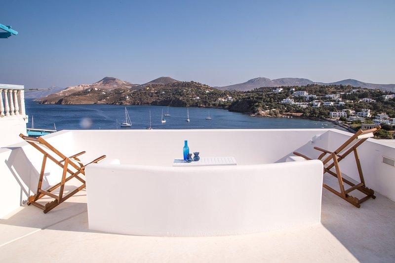 Sunrise Bay, casa vacanza a Agia Marina
