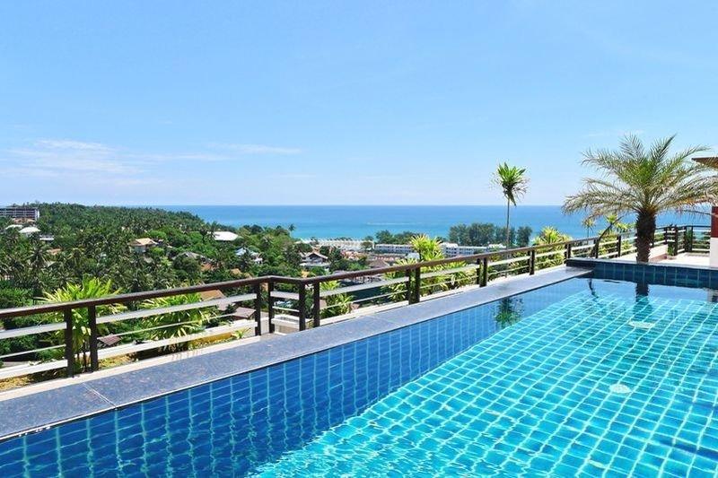 Vanda Apartment, Phuket, Thailand – semesterbostad i Karon Beach