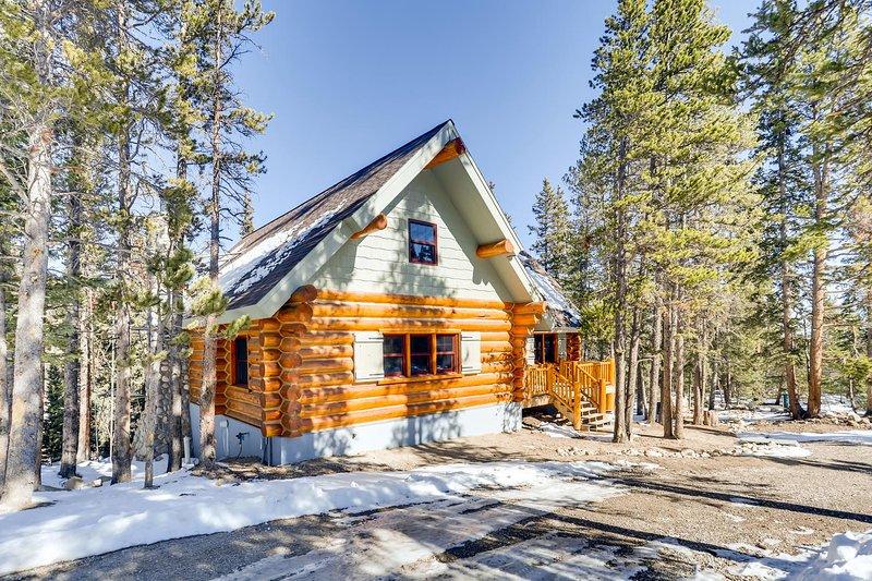 Grandpa's Cabin, holiday rental in Fairplay