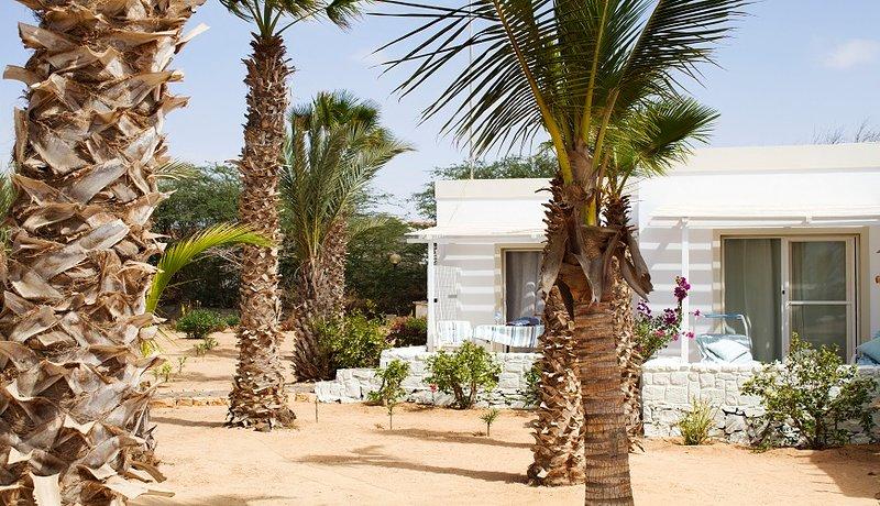 House sea view, Praia de Chaves, Boa Vista, Cape Verde, holiday rental in Santa Monica