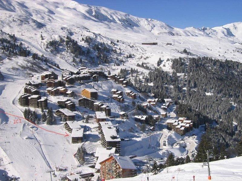 Le Rosibel - Appt 4ch aux pieds des pistes, vacation rental in Meribel Mottaret