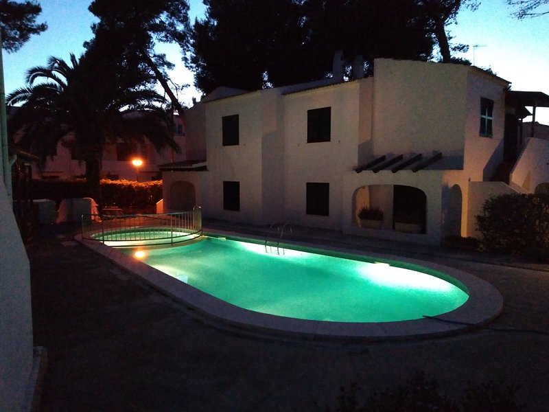 Appartamento Can Dany Cala Blanca, holiday rental in Cala'n Forcat