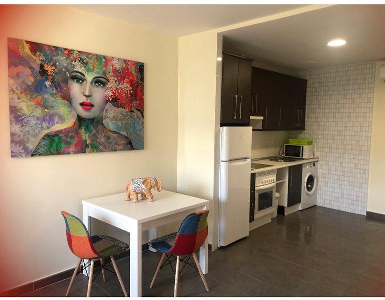 Estudio moderno, location de vacances à Las Navillas