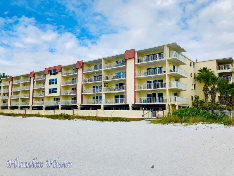 Holiday Villas II sulla spiaggia