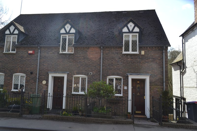 Riverbank Cottage, Ironbridge, holiday rental in Jackfield
