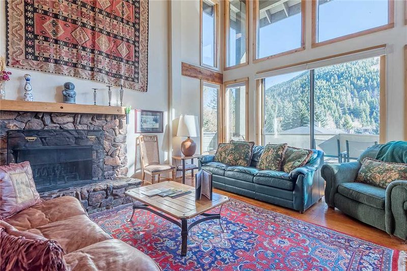 Sage Road Townhome 320 A, vacation rental in Ketchum